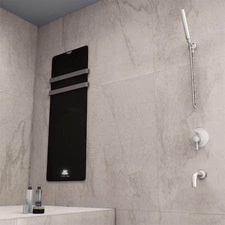 Cecotec Toallero eléctrico de Cristal Ready Warm 9880 Crystal Towel