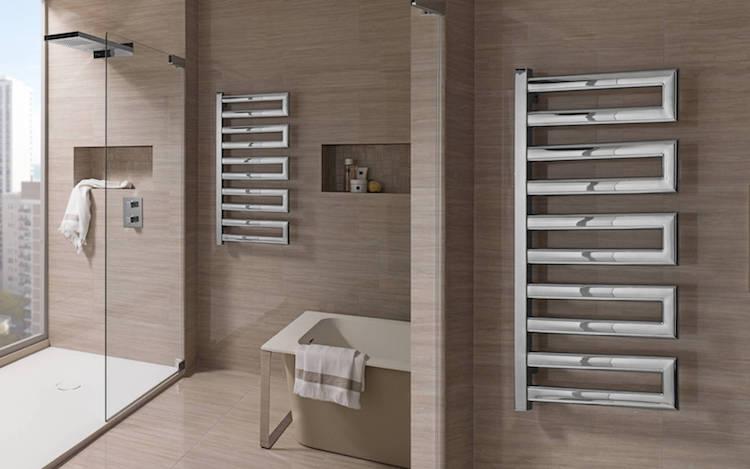 Mejores toalleros eléctricos cromados: Estética y confort