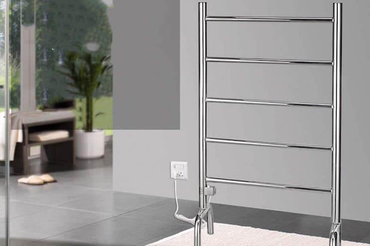 Mejores toalleros eléctricos de pie: Ponlos donde tú quieras