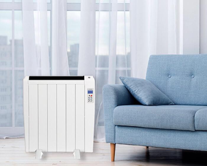 Emisor térmico Lodel RA10: Completo y económico
