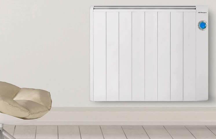 Emisor térmico bajo consumo Orbegozo RRE 1510: Para espacios medianos