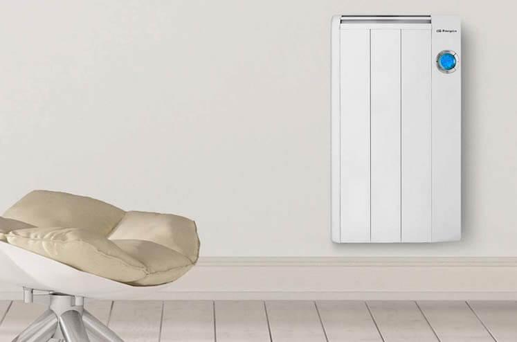 Emisor térmico bajo consumo Orbegozo RRE 510: Perfecto para estancias…
