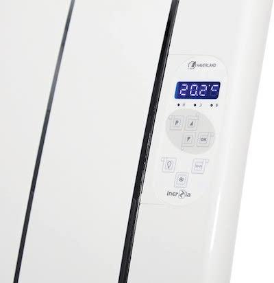 Haverland RC10TTS Inerzia - Emisor Térmico bajo consumo