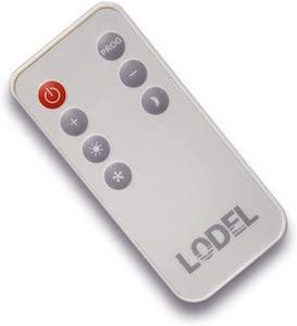 LODEL RA10   Emisor Térmico Bajo Bajo Consumo   1500W   10 Elementos