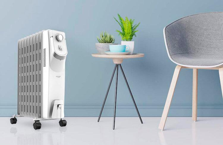 Mejores radiadores eléctricos y emisores térmicos Cecotec