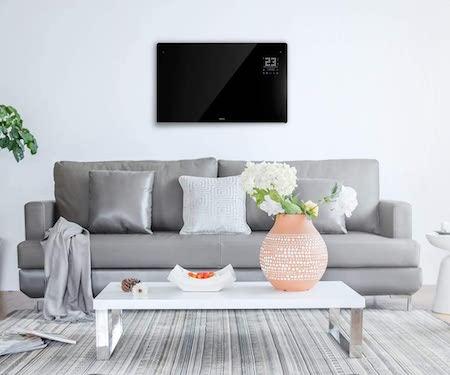 Wärme Panel Calefactor eléctrico para Pared con WiFi