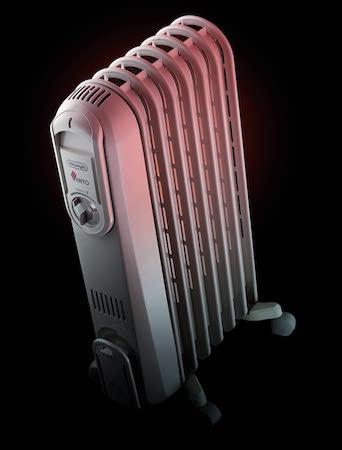 Delonghi Vento V550715 Radiador