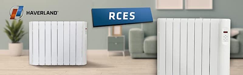Emisor térmico Haverland RCE8S Review