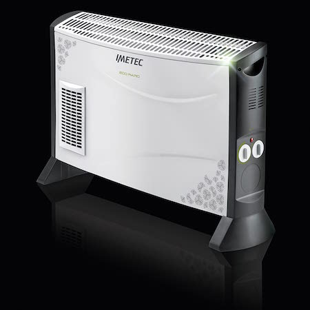 Imetec Eco Rapid TH1-100 - Convector 2000 W