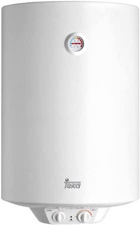 Teka 42080080 Termo Eléctrico | 1500 W | 80 L | Blanco | Clase de eficiencia energética D | Modelo Ewh80