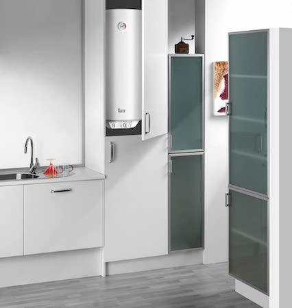 Teka 42080100 Termo Eléctrico | 1500 W | 100 L | Blanco | Clase de eficiencia energética C | Modelo Ewh100