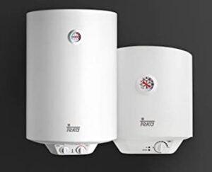 Teka Termo eléctrico de instalación vertical con termostato de temperatura en 50 litros