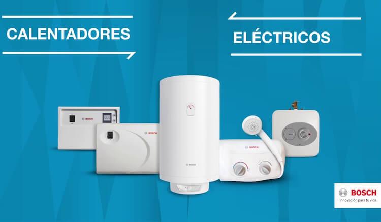 mejores termos electricos Bosch Comparativa