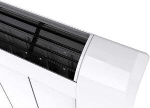 Cecotec Ready Warm 2000 Thermal - Emisor Térmico, 10 Elementos