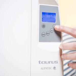 Taurus Tallin 2000 2000-Emisor térmico. 2000W. Sin fluidos. Tecnología seca. Temperatura