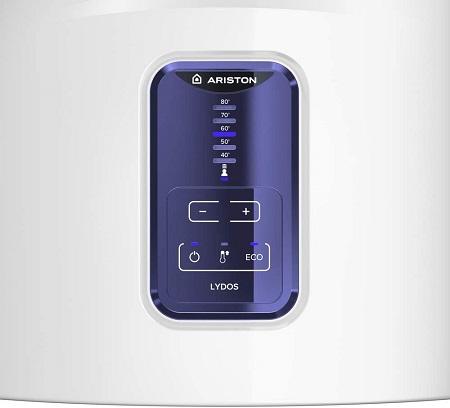 Ariston lydos eco blu termostato
