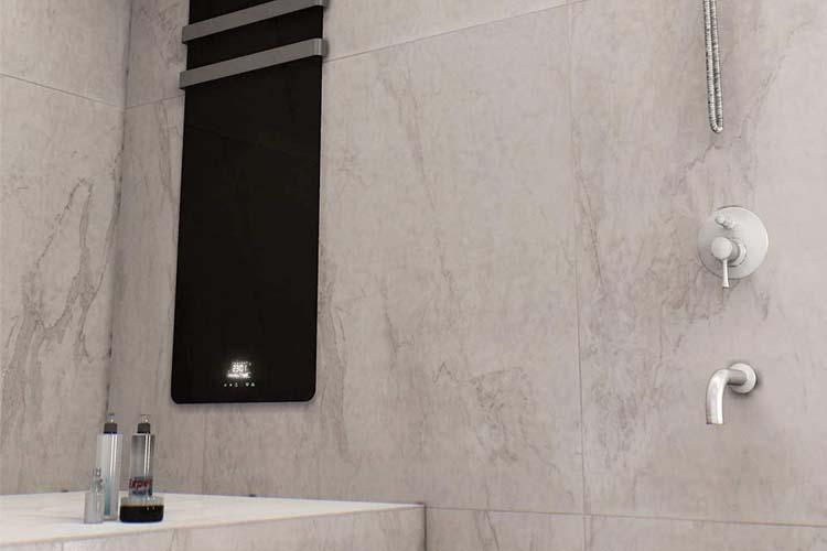 Toallero eléctrico Cecotec Ready Warm 9880 Crystal Towel