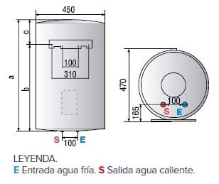 Ariston Lydos Plus 3201873 diagrama
