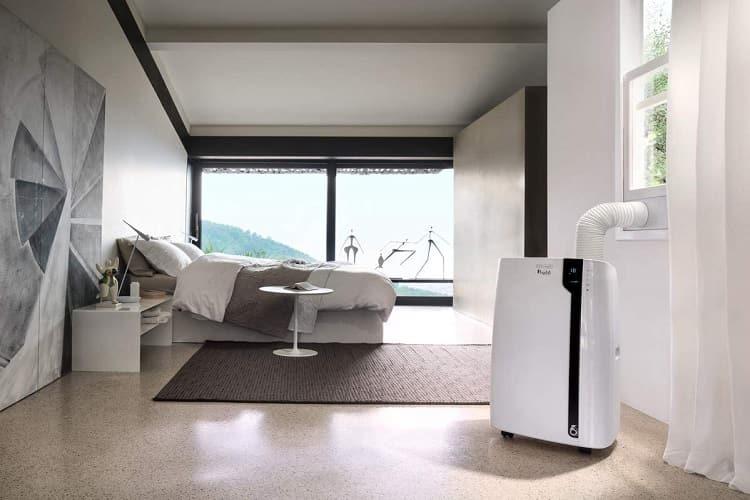 Aire acondicionado portátil Delonghi PAC EX100 Silent