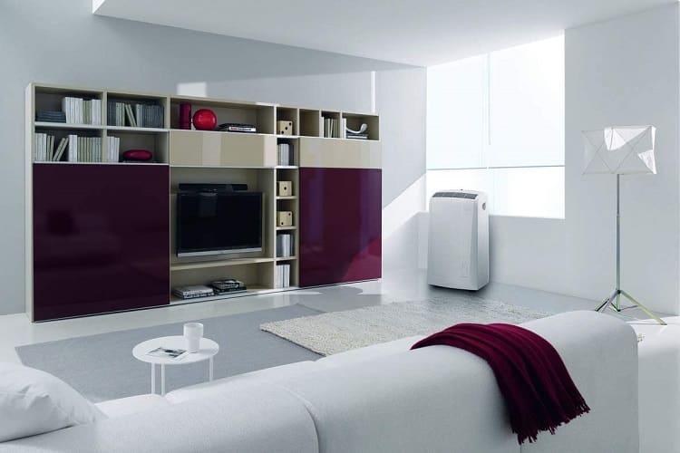 Aire acondicionado portátil Delonghi Pac N90 Eco Silent