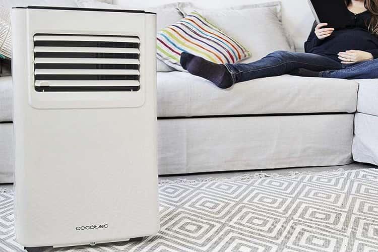 Mejores aires acondicionados portátiles baratos